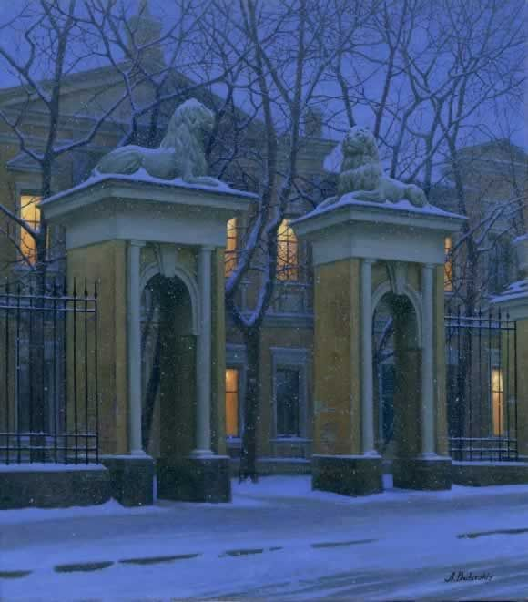 Alexei Butirskiy - Lion's Gate