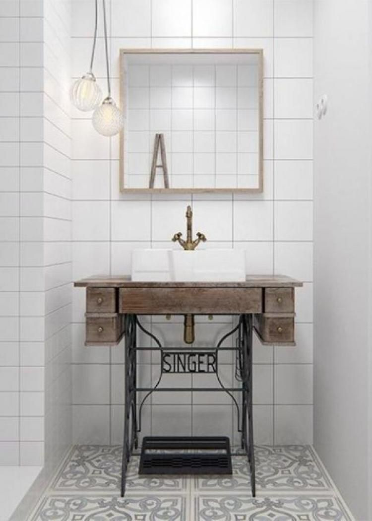 30 awesome stylish industrial bathroom vanity ideas and