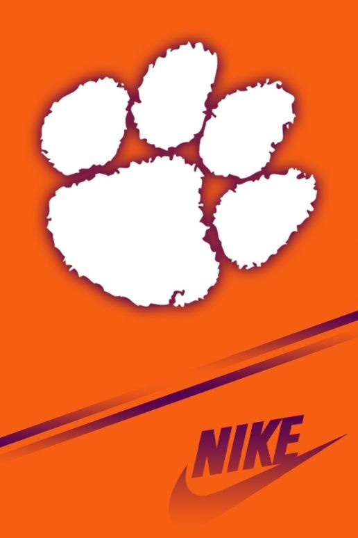 Nike Clemson Tigers Iphone Wallpaper Nike Clemson Tigers Iphone Wallpaper Cute Wallpaper Clemson Wallpaper Clemson Tigers Wallpaper Clemson Tigers Football