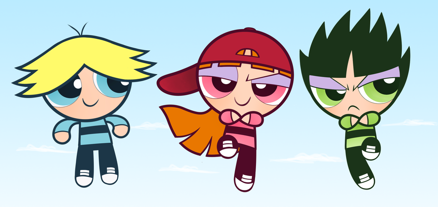 Powerpuff Girls Or Rowdyruff Boys Chicas Superpoderosas Chicas
