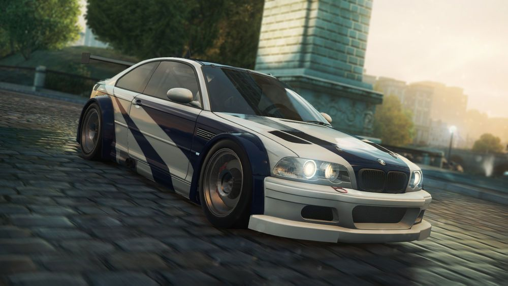 Bmw M3 Gtr Race Need For Speed Bmw Bmw M3