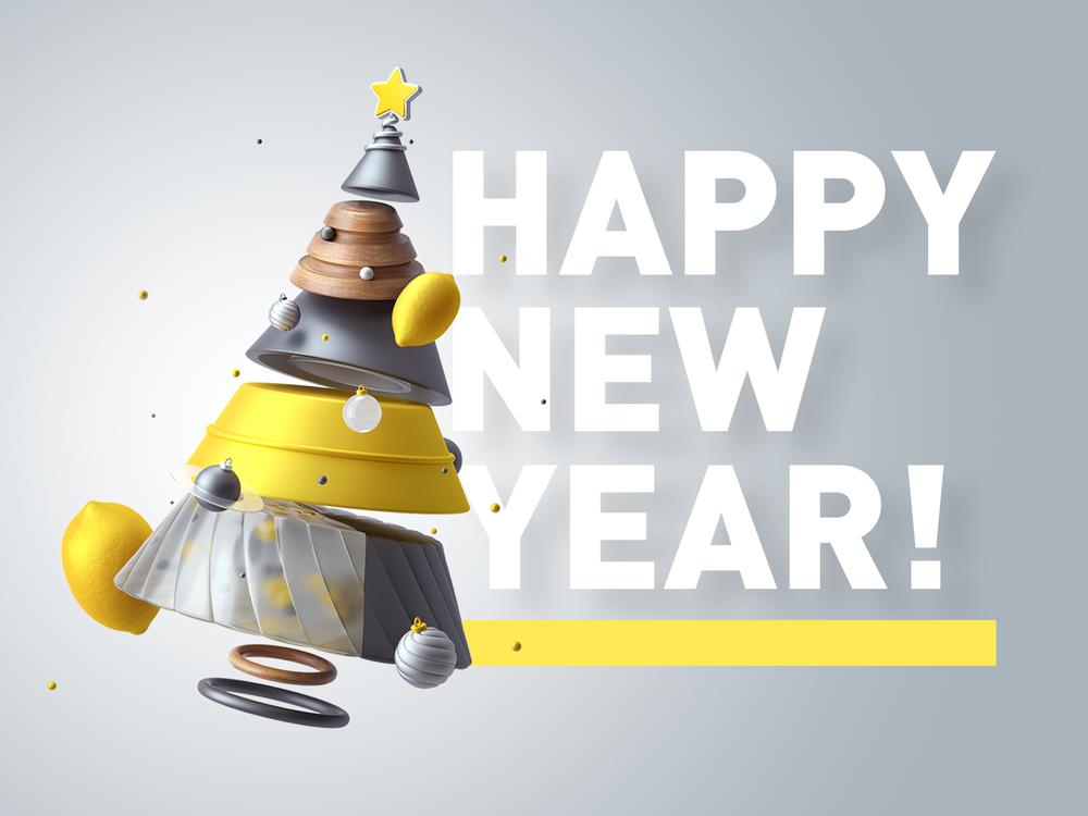 Happy New Year In 2021 Happy New Happy New Year Happy