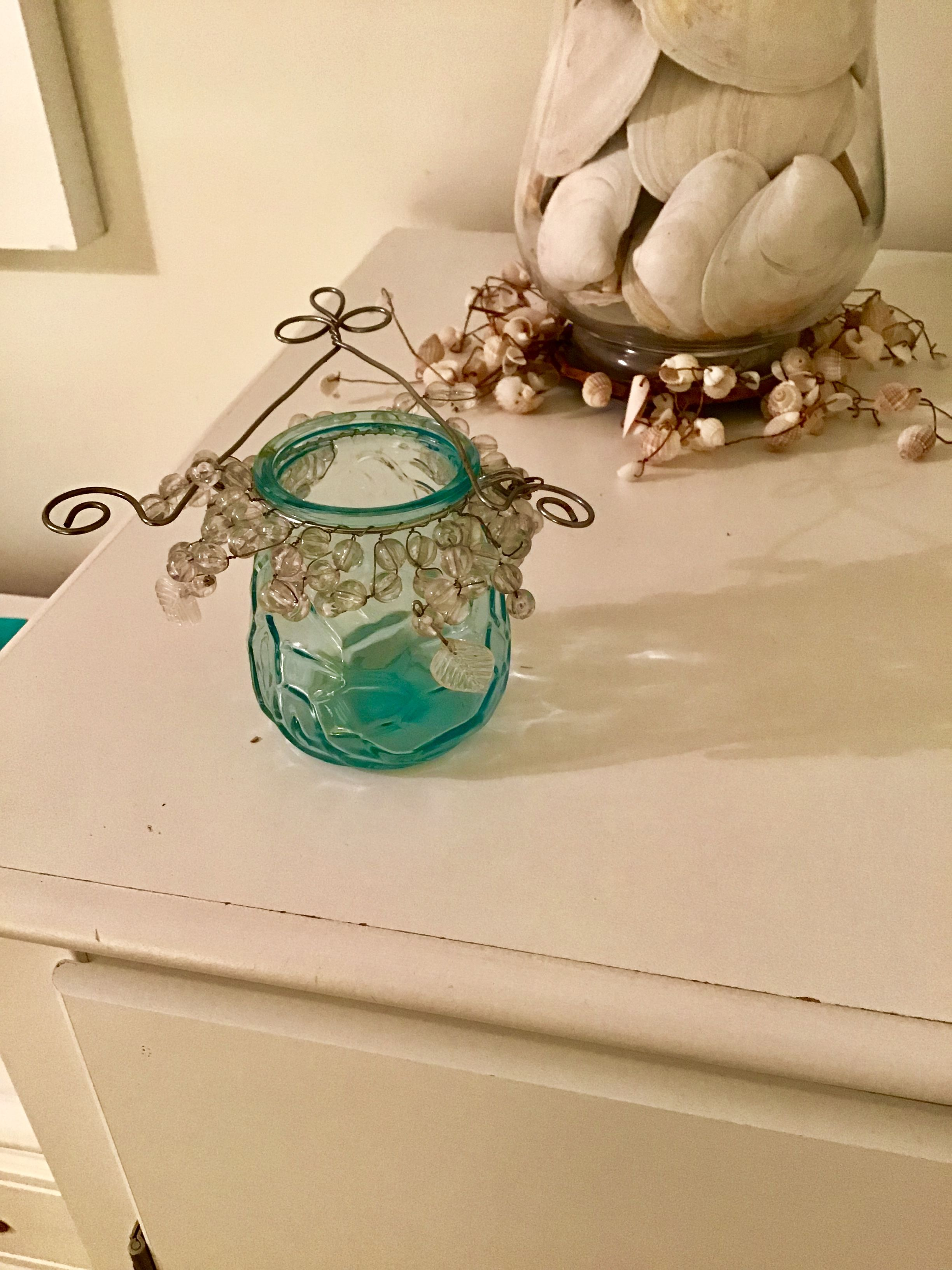 Gift idea with sea shells and wire craft gifts crafts