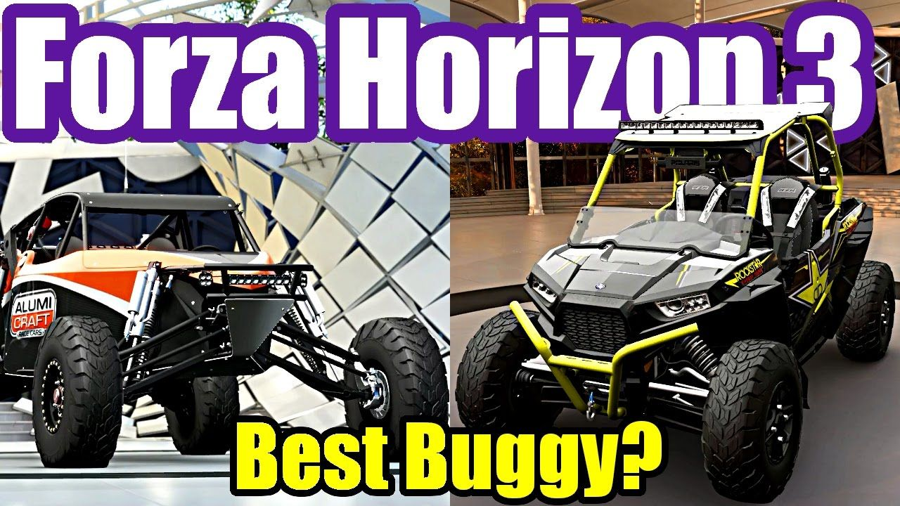 Best Dune Buggy Is Electric Forza Horizon 3 Wheel Play 6