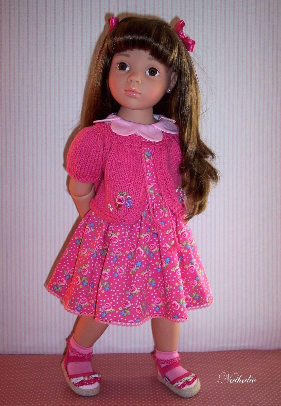 Tenue Pour Poupée Gotz Happy Kidz GÖTZ Hannah | eBay | Dolls ...