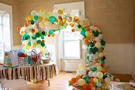 Bildresultat för balloon arch