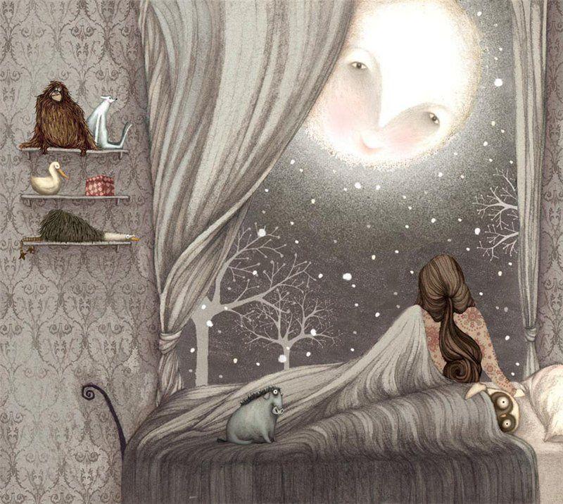 Lisa Evans - Illustration