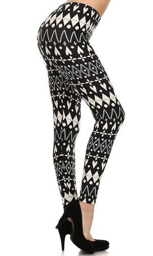 House of Cards Leggings - One of my favorites!