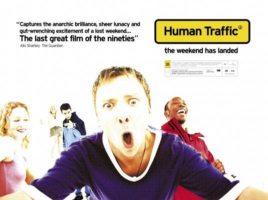 Human Traffic Movie Poster Internet Movie Poster Awards Gallery Human Traffic Great Films Human