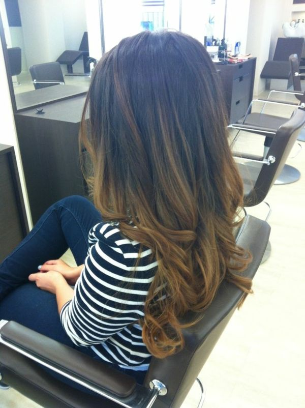 100 coole Bilder von Frisuren für braune Haare! - Archzine