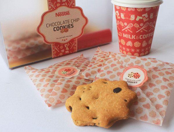 25 Crunchy Biscuits & Cookies Packaging Design Ideas