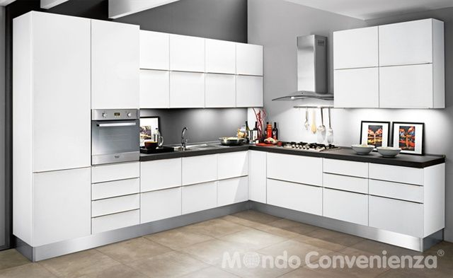 Star - Cucine - Moderno - Mondo Convenienza | Dream on | Pinterest ...