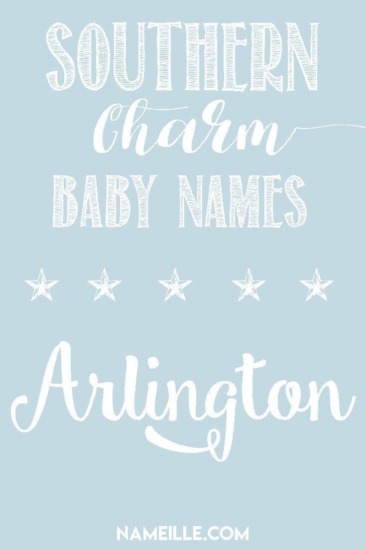 Southern Baby Names   babylove   Baby names, Original baby