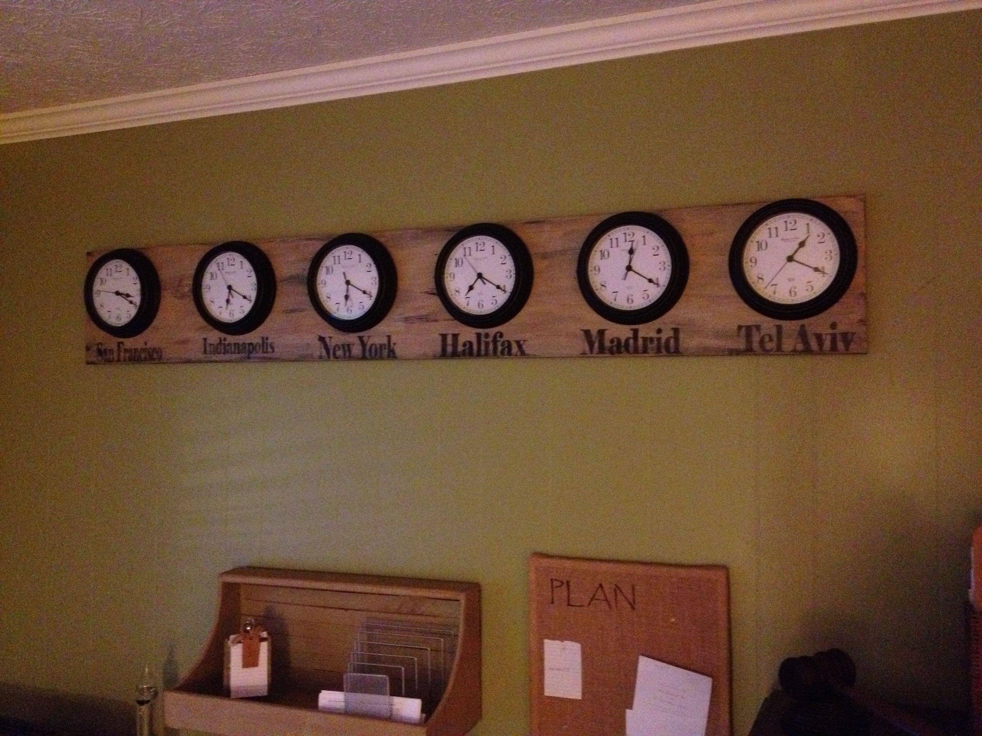 Best 25 World clock ideas on Pinterest International time clock