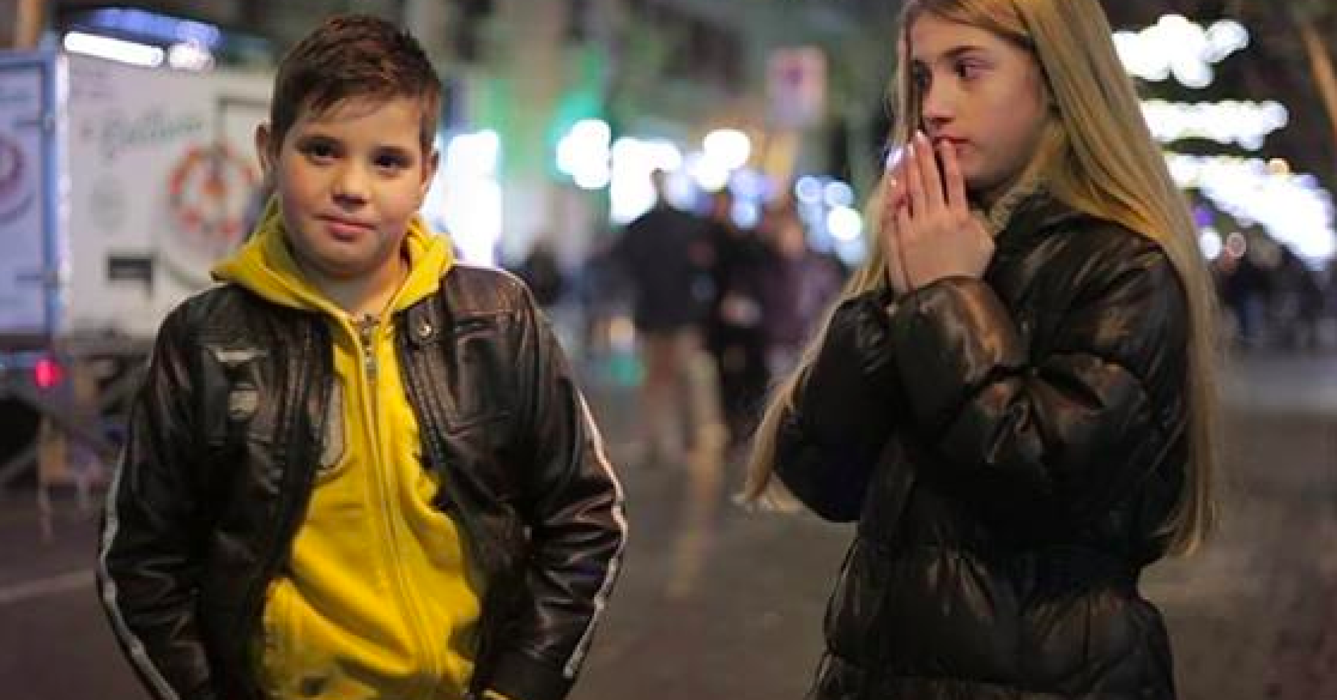 Watch When Asked to Slap a Girl, Young Boys Give Powerful Response video