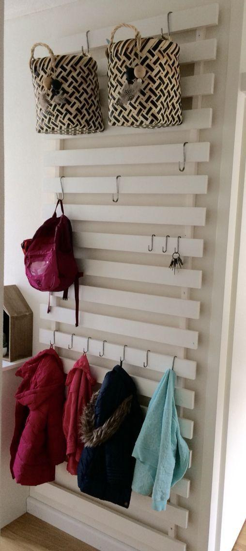 Meegroei-kapstok  Ikea bettgestelle, Ikea bett, Ikea-ideen