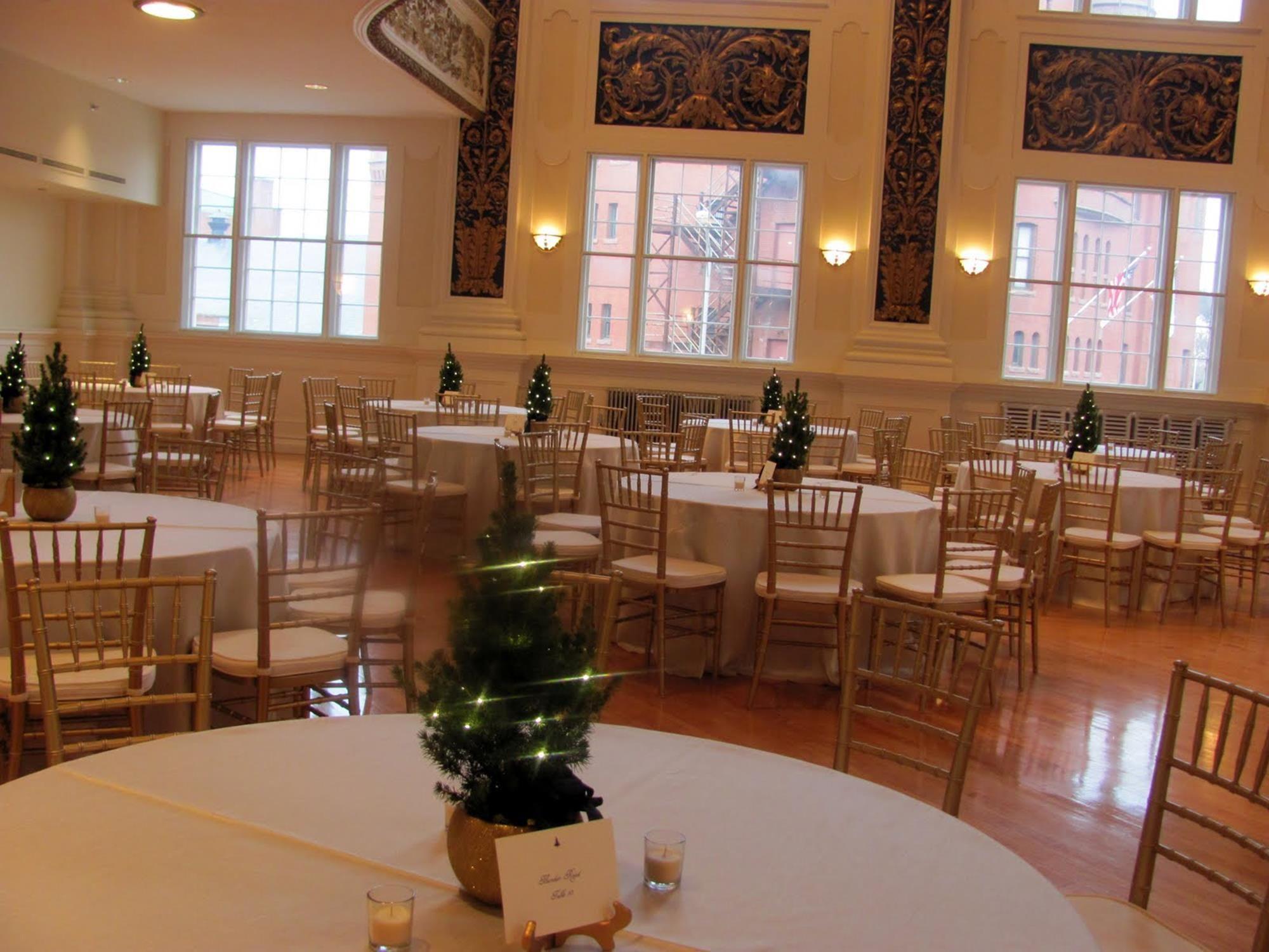 Charming christmas tree wedding centerpieces ideas tree
