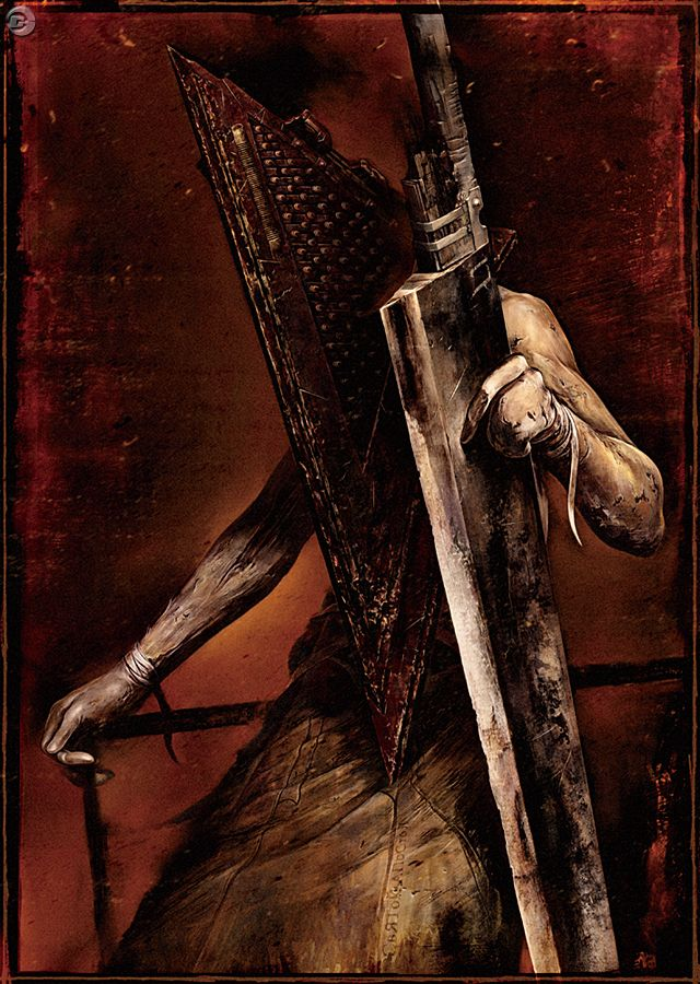 Silent Hill art I love this kind of stuff Macabre yes but cool