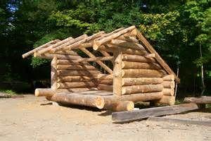 Log Lean To Kits Bing Images
