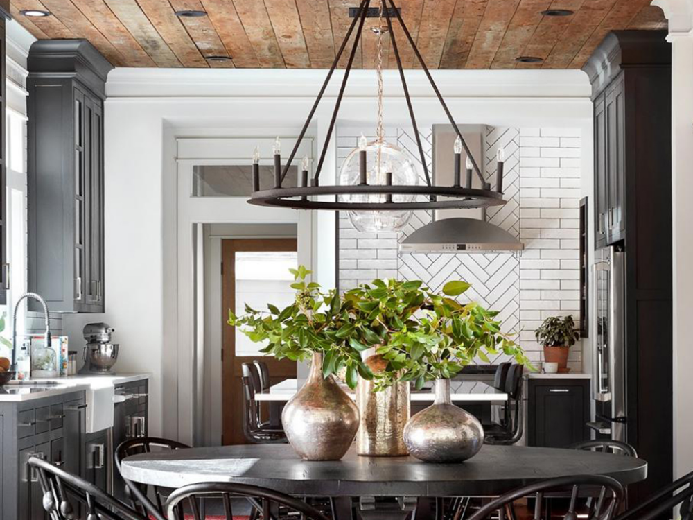 uncovering the design secrets behind a joanna gaines industrial farmhouse design your modern on farmhouse kitchen joanna gaines design id=86224