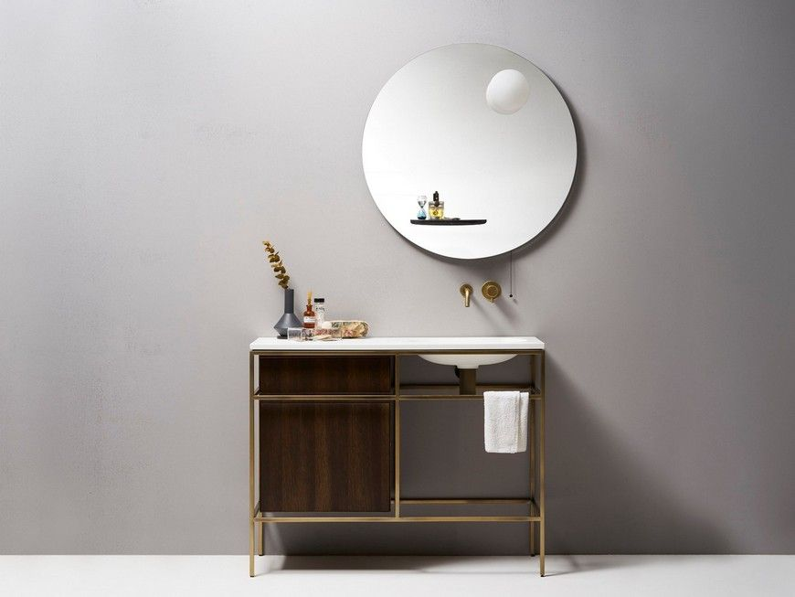 Discover The Best Bathroom Brands To Follow At Maison Et Objet 2019 Bathroom Furniture Amazing Bathrooms Furniture