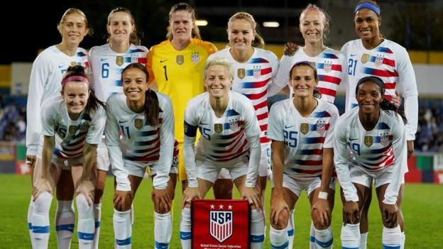 Us Women S National Team Take Legal Action Over Discrimination In 2020 Womens Soccer Us Soccer Bbc Football