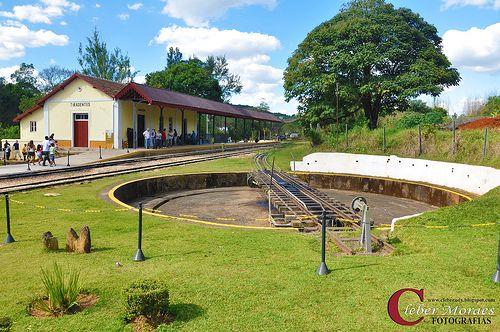 Estação - Tiradentes - MG - Brasil