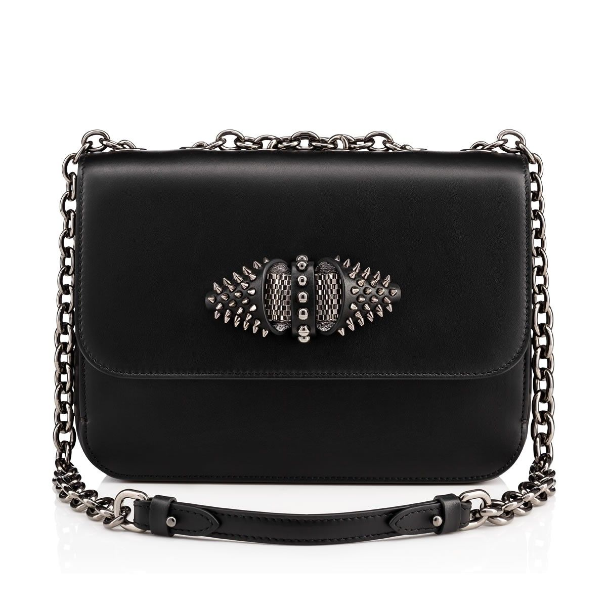 f7135b356ba Bags - Sweet Charity Medium Chain Bag - Christian Louboutin | Purses ...