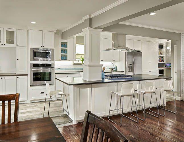 Coty Regional Award Winner Bry Jo Roofing Remodeling 2016 Residential Kitchen Photo G Kitchen Renovation Inspiration Kitchen Remodel Kitchen Renovation