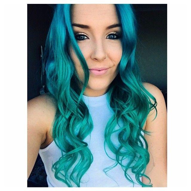 manic panic's atomic turquoise