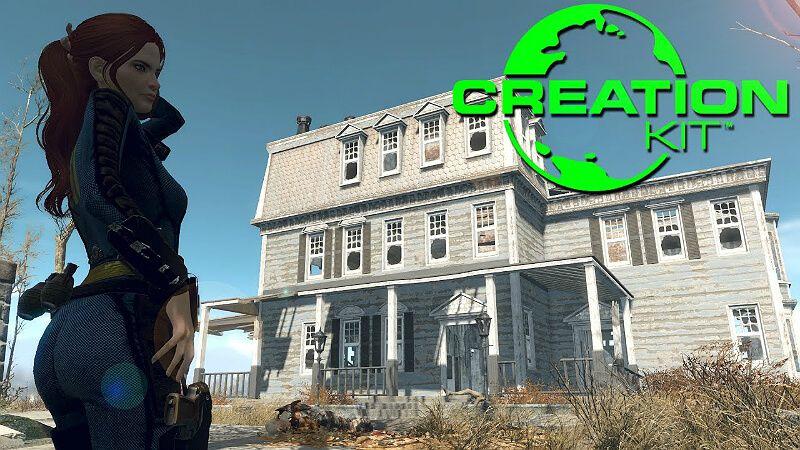 Fallout 4 G E C K Is Out Garden Of Eden Creation Kit Garden Of Eden Fallout Art Fallout