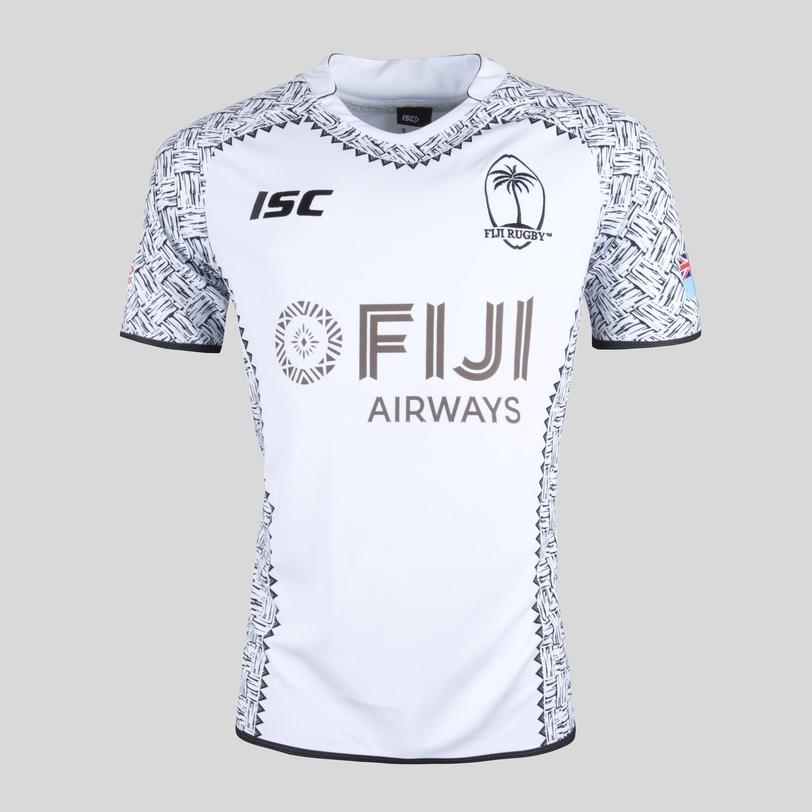 Canterbury England 7s 2017//18 Alternate Pro S//S Rugby Shirt