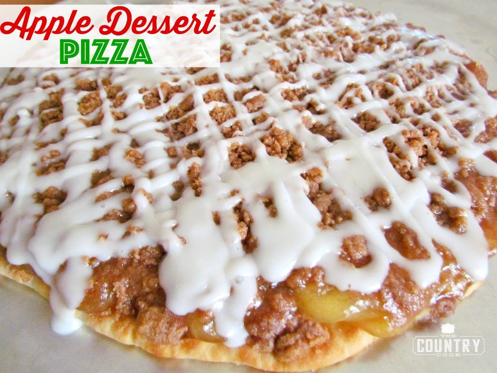 Pizza Pizza Cicis Dessert Recipe