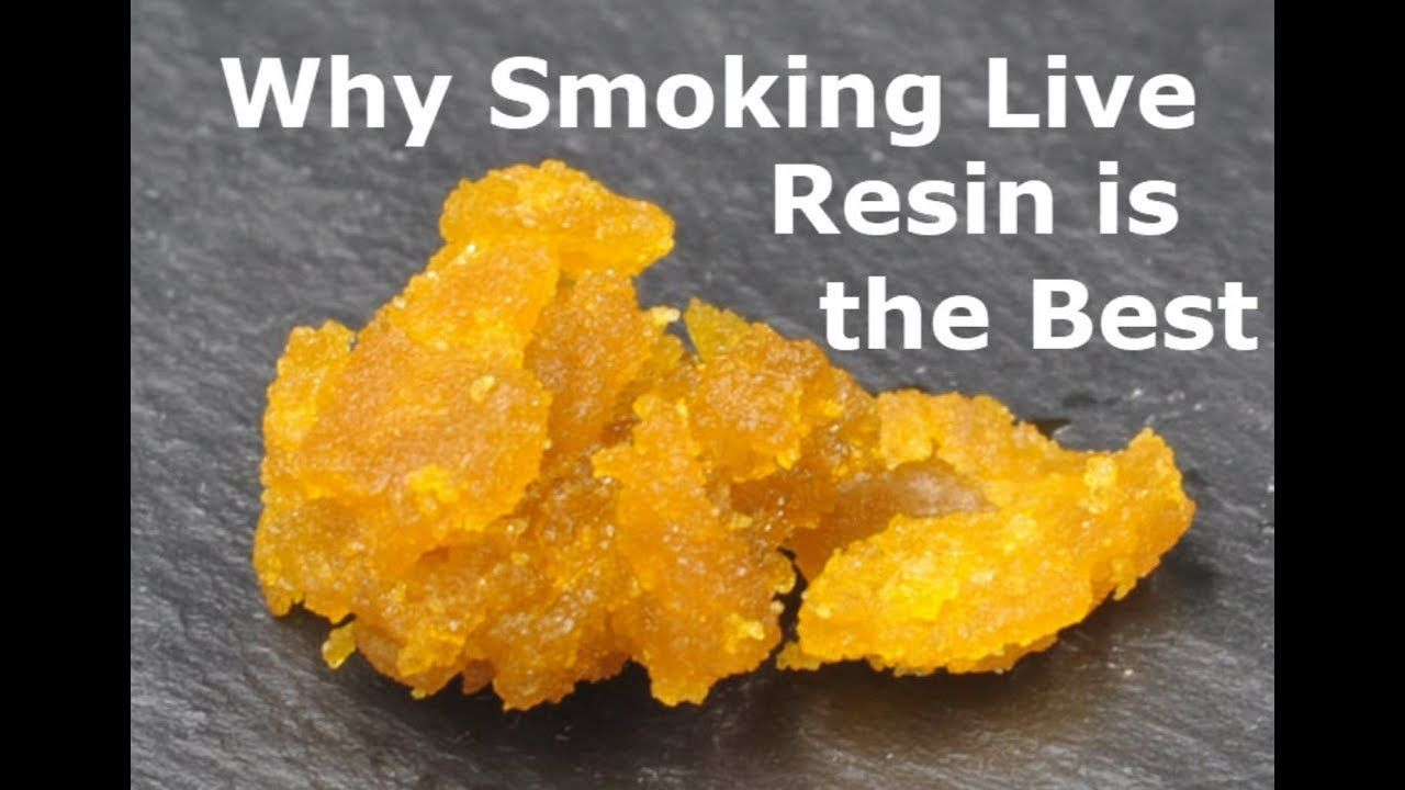 Why Smoking Live Resin is the Best   Cannabis   Cannabis