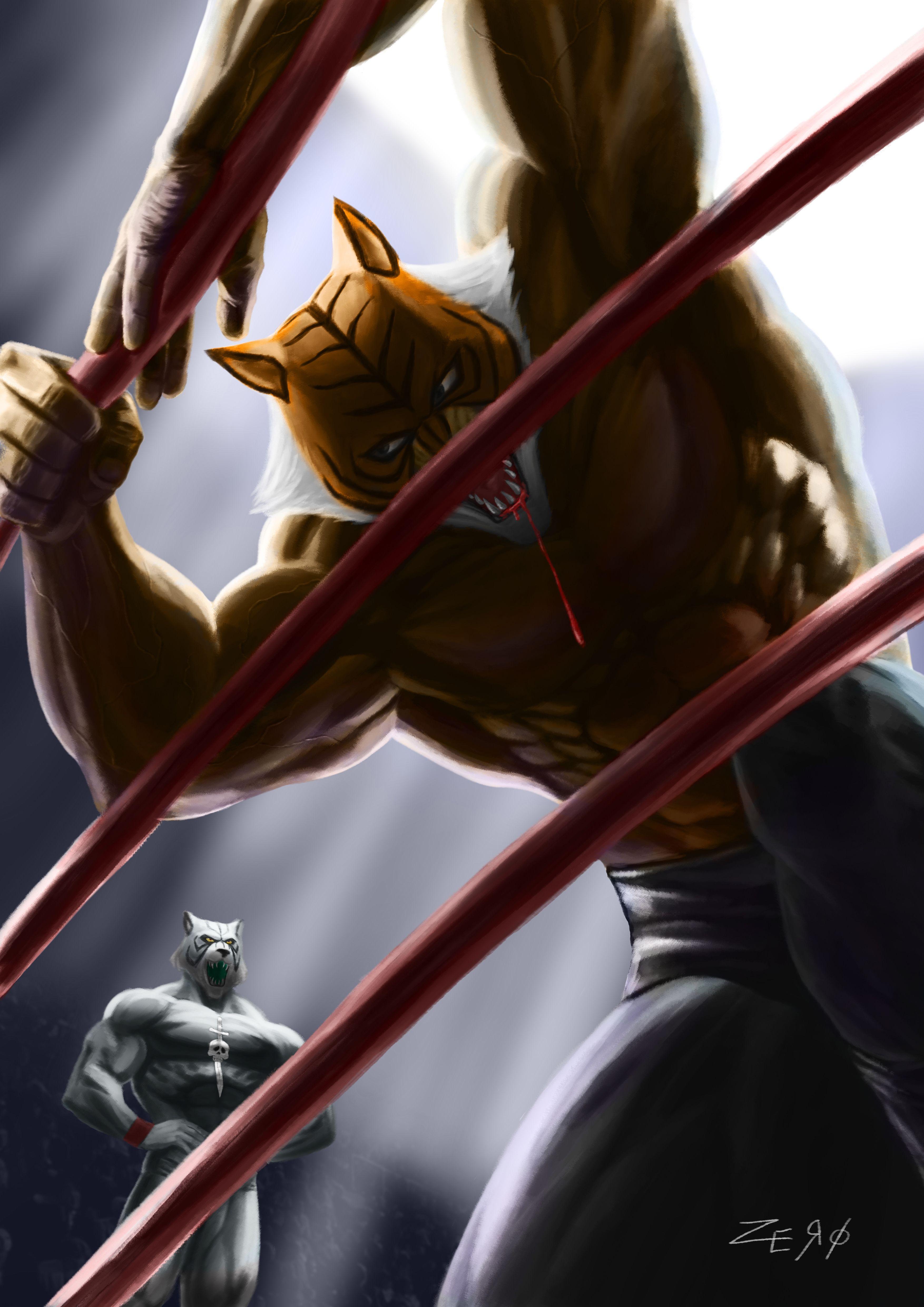 L uomo tigre anime animeclick
