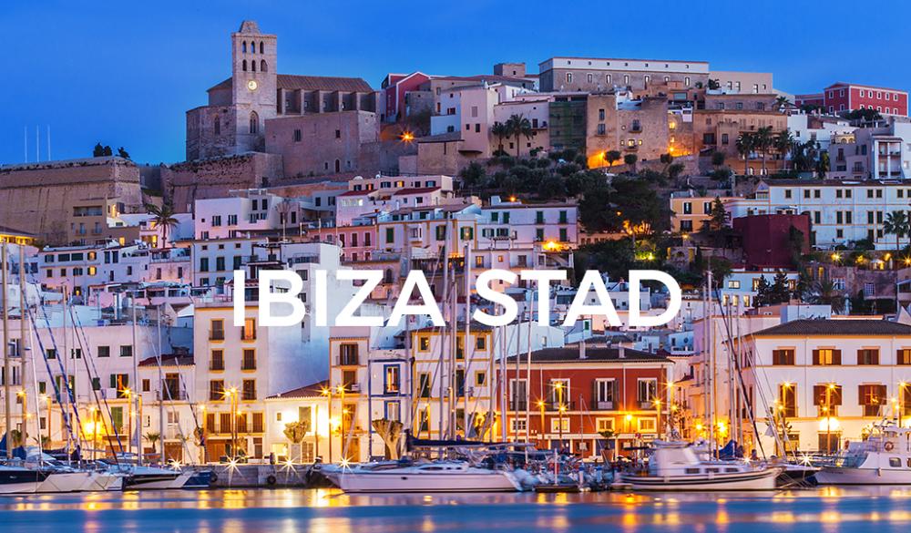 Ibiza Stad Eivissa Ibiza Stad Ibiza Ibiza Spanje