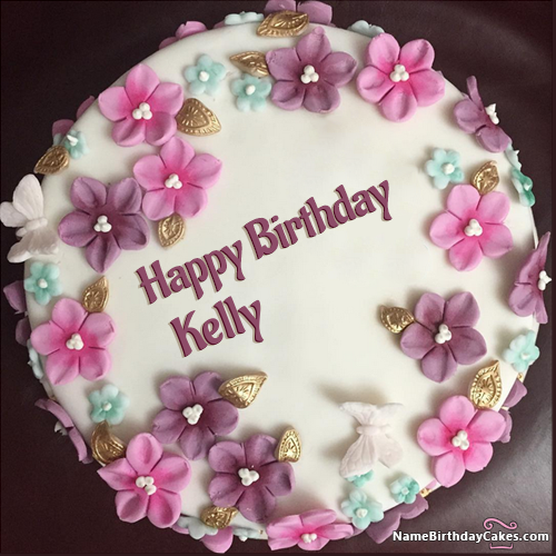 Happy Birthday Kelly Video And Images In 2019 Name Happy