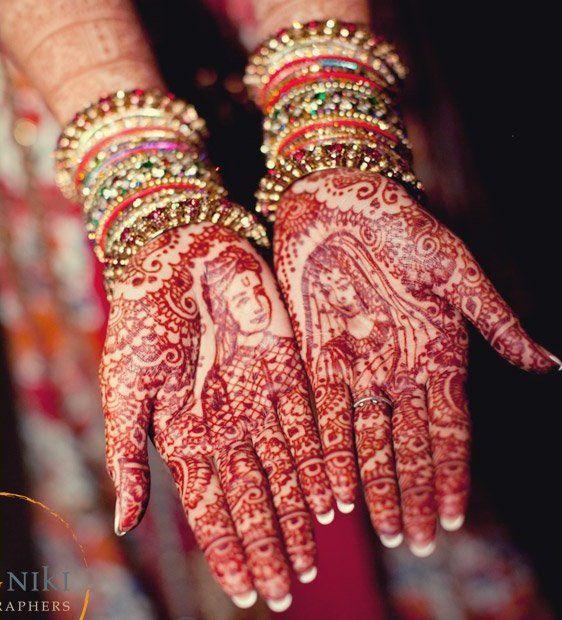 Real Weddings Study: Bridal Henna, Wedding Henna