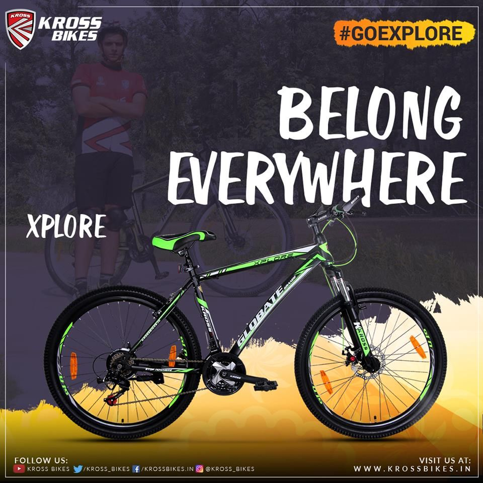 Kross Is Known For Its High Quality Bicycles Such As Its Best