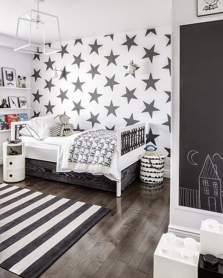 DIY with the Boys - Black and White - get the children involved in ...