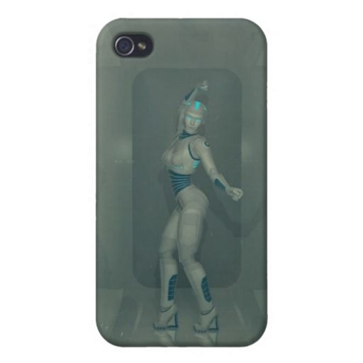Dancing Android iPhone 4/4S Case