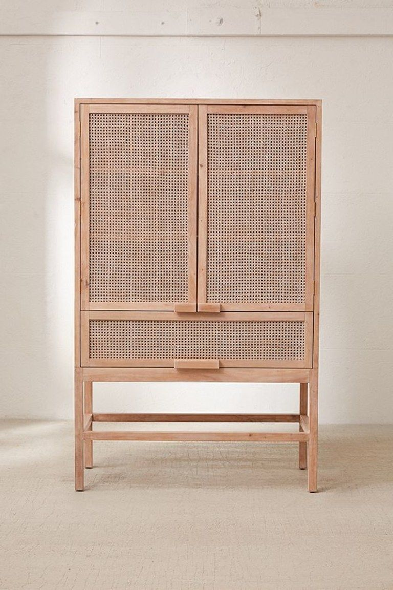 SHOP NOW: Marte Storage Cabinet by Urban Outfitters, $729, urbanoutfitters.com.