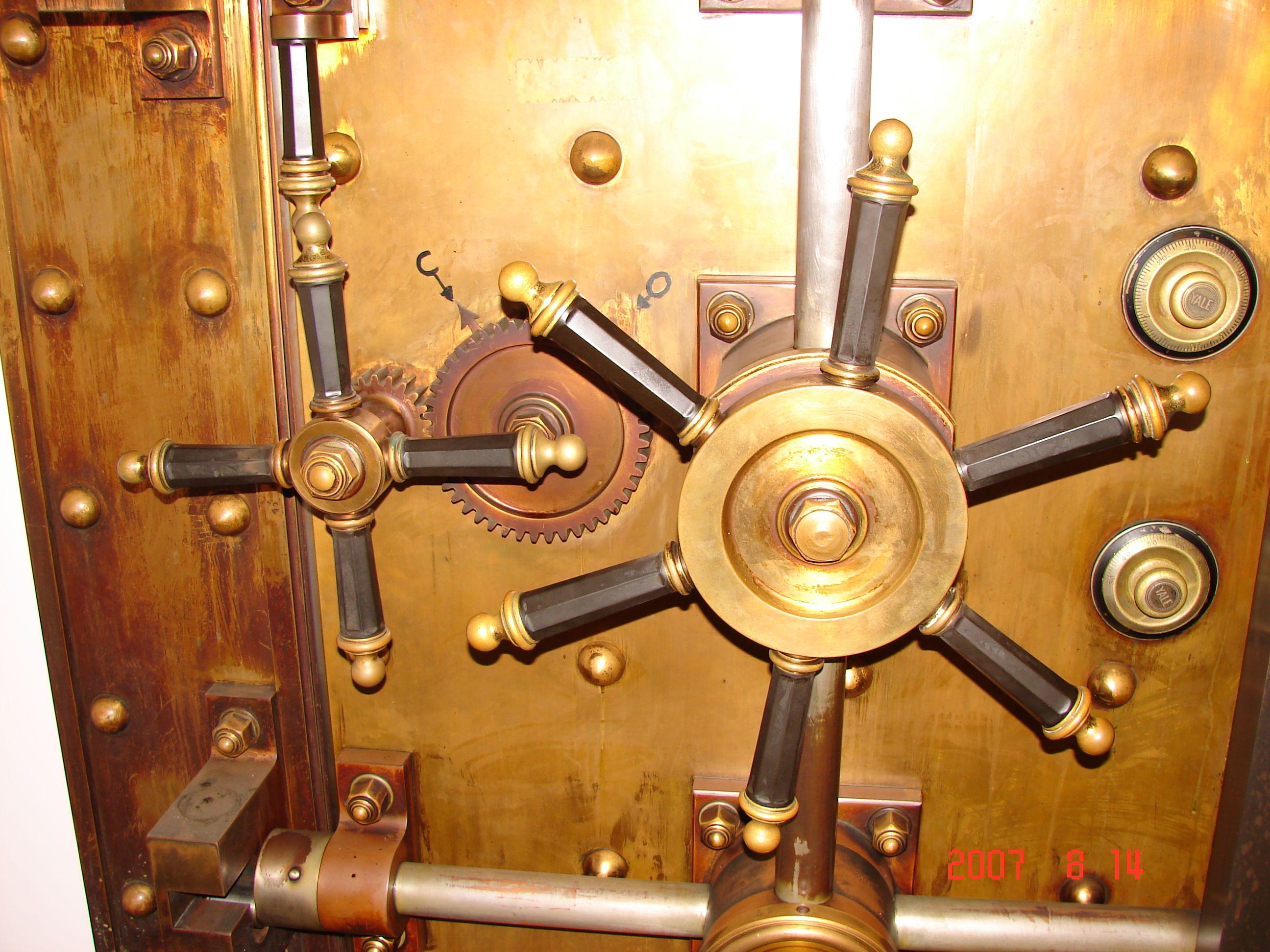 16 best Bank Vault Doors images on Pinterest