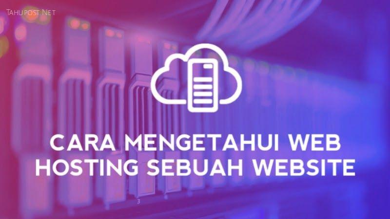 30++ Cara mengetahui hosting website ideas in 2021