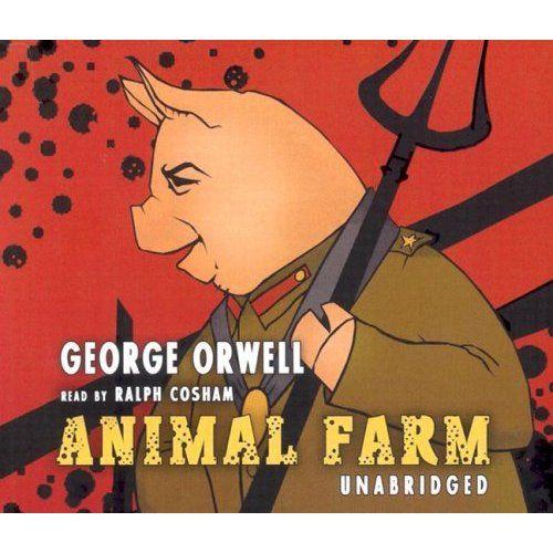 satire in animal farm