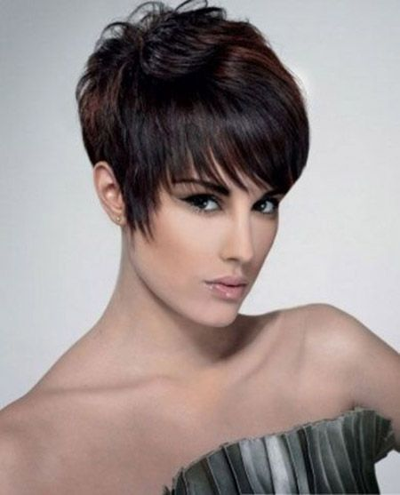 15 Chic Pixie Haircuts Short Hairstyles 2014