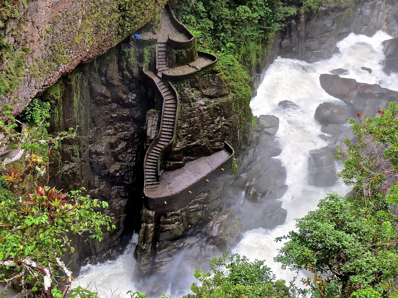 Quito Tour To Banos