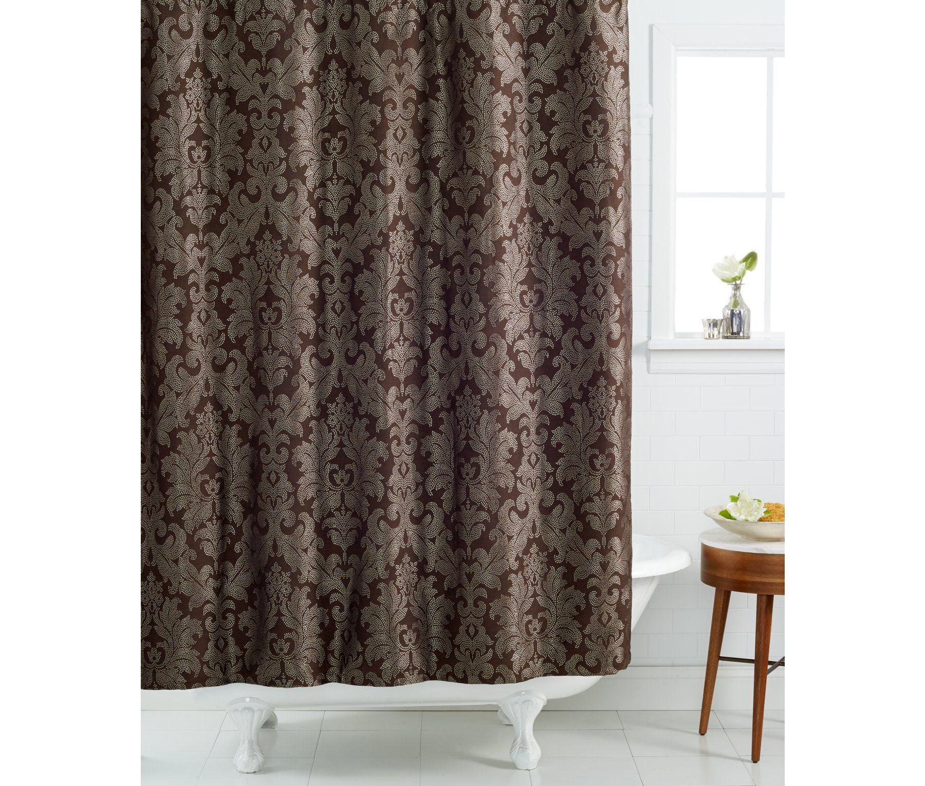 Croscill Argosy Shower Curtain Shower Curtains Accessories