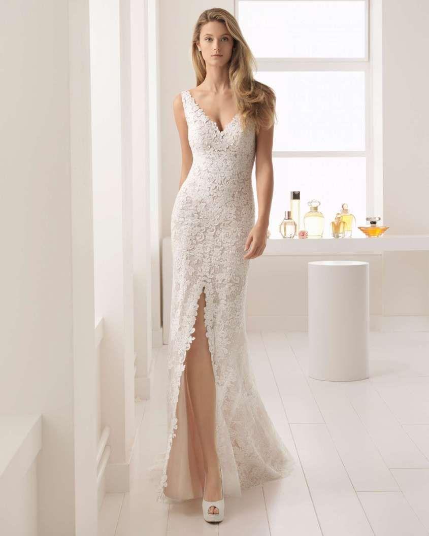 Modelos de vestidos de novia sirena