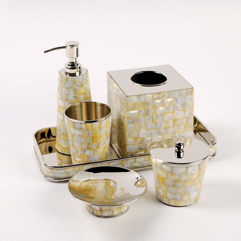 Mother Of Pearl Accessories For The Home